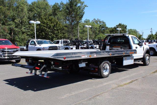 2020 Ford F-550 Regular Cab DRW 4x4, Jerr-Dan Rollback Body #20J100 - photo 1