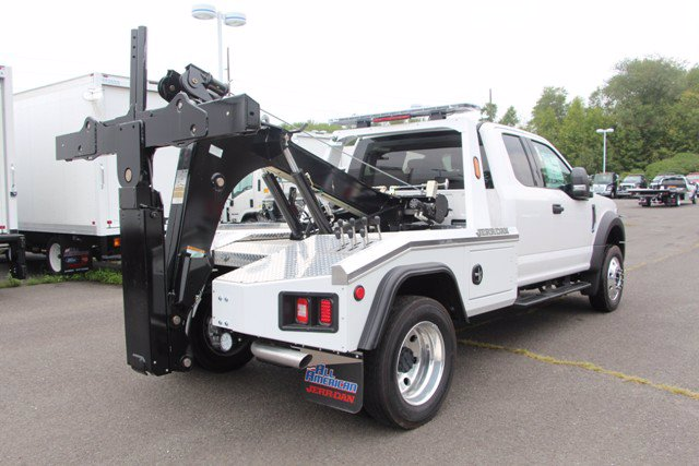 2020 Ford F-550 Super Cab DRW 4x4, Jerr-Dan Wrecker Body #20J106 - photo 1
