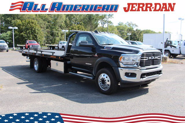 2020 Ram 5500 Regular Cab DRW 4x4, Jerr-Dan Rollback Body #20J111 - photo 1