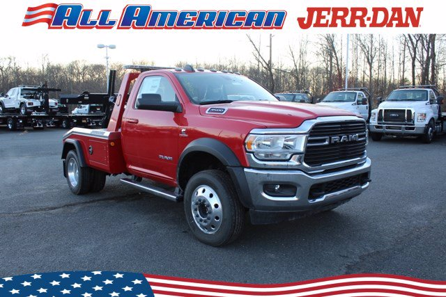 2020 Ram 4500 Regular Cab DRW 4x4, Jerr-Dan Wrecker Body #20J128 - photo 1