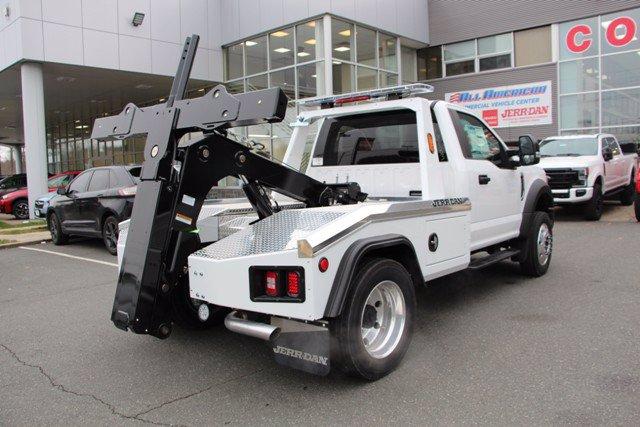 2020 Ford F-450 Regular Cab DRW 4x4, Jerr-Dan Wrecker Body #20J155 - photo 1
