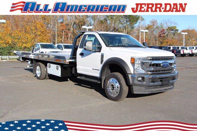 2020 Ford F-550 Regular Cab DRW 4x4, Jerr-Dan Rollback Body #20J172 - photo 1
