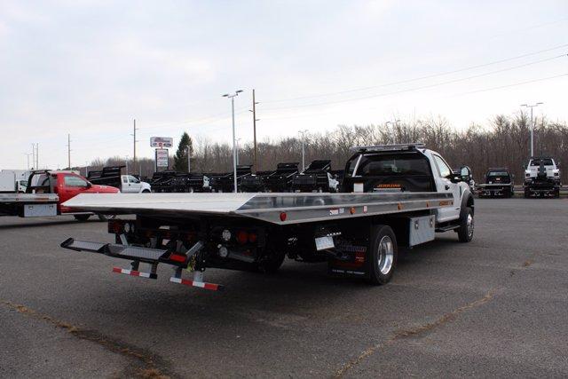 2020 Ford F-550 Regular Cab DRW 4x4, Jerr-Dan Rollback Body #20J173 - photo 1