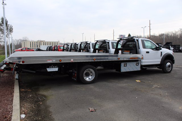 2020 Ford F-550 Regular Cab DRW 4x4, Jerr-Dan Rollback Body #20J175 - photo 1