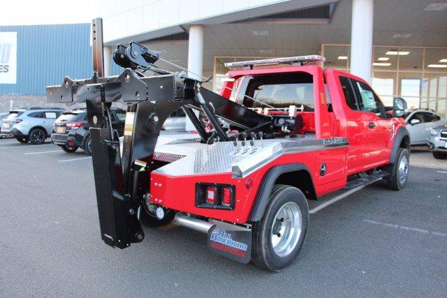 2020 Ford F-550 Super Cab DRW 4x4, Jerr-Dan Wrecker Body #20J184 - photo 1