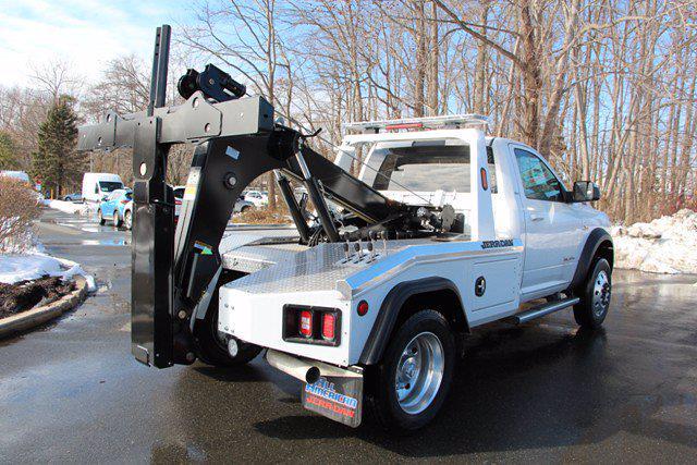 2020 Ram 5500 Regular Cab DRW 4x4, Jerr-Dan Wrecker Body #20J185 - photo 1