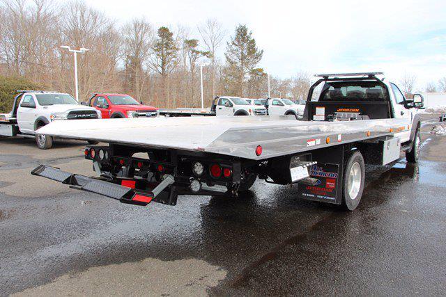 2020 Ford F-600 Regular Cab DRW 4x4, Jerr-Dan Rollback Body #20J203 - photo 1