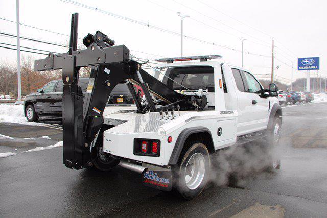 2020 Ford F-550 Super Cab DRW 4x4, Jerr-Dan Wrecker Body #20J208 - photo 1