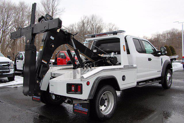 2020 Ford F-550 Super Cab DRW 4x4, Wrecker Body #20J210 - photo 1