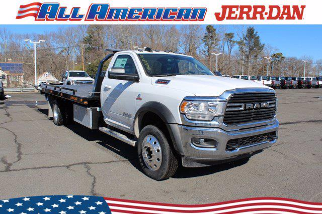 2020 Ram 5500 Regular Cab DRW 4x4, Jerr-Dan Rollback Body #20J217 - photo 1