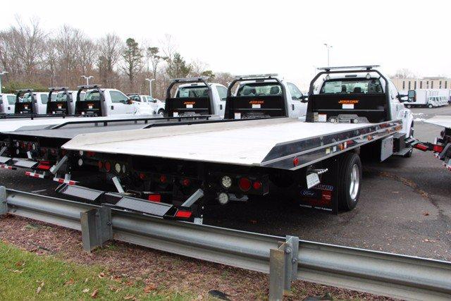 2021 Ford F-650 Super Cab DRW 4x2, Jerr-Dan Rollback Body #21J022 - photo 1