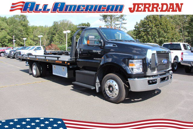 2021 Ford F-650 Regular Cab DRW 4x2, Jerr-Dan Rollback Body #21J024 - photo 1