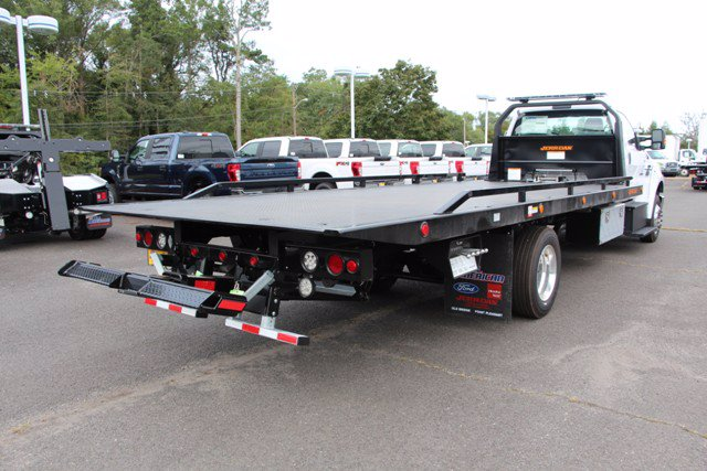 2021 Ford F-650 Regular Cab DRW 4x2, Jerr-Dan Rollback Body #21J027 - photo 1