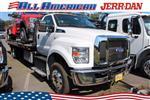 2021 Ford F-650 Jerr-Dan 6-Ton Steel XLP SD Carr #21J034 - photo 1
