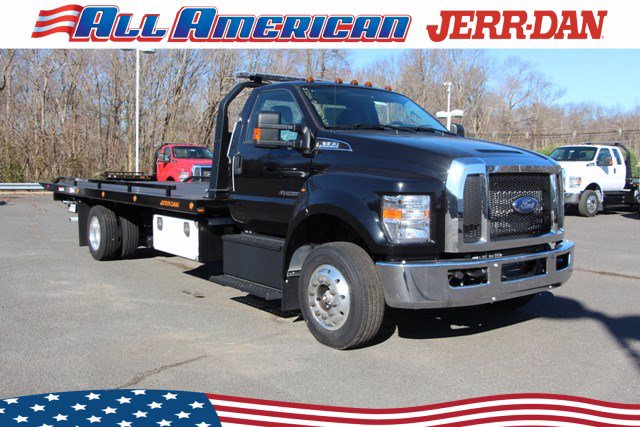 2021 Ford F-650 Regular Cab DRW 4x2, Jerr-Dan Rollback Body #21J050 - photo 1