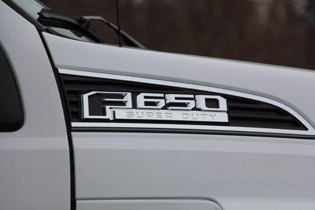2021 Ford F-650 Regular Cab DRW 4x2, Jerr-Dan Standard Duty Carriers Rollback Body #21J052 - photo 4