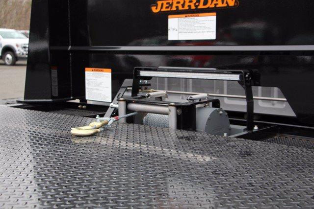 2021 Ford F-650 Regular Cab DRW 4x2, Jerr-Dan Standard Duty Carriers Rollback Body #21J052 - photo 8
