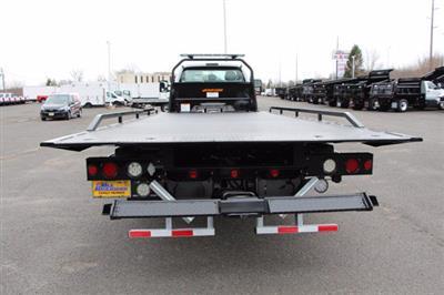 2021 Ford F-650 Regular Cab DRW 4x2, Jerr-Dan Standard Duty Carriers Rollback Body #21J052 - photo 11