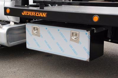 2021 Ford F-650 Regular Cab DRW 4x2, Jerr-Dan Standard Duty Carriers Rollback Body #21J052 - photo 16