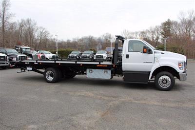 2021 Ford F-650 Regular Cab DRW 4x2, Jerr-Dan Standard Duty Carriers Rollback Body #21J052 - photo 3