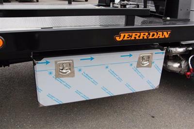 2021 Ford F-650 Regular Cab DRW 4x2, Jerr-Dan Standard Duty Carriers Rollback Body #21J052 - photo 7