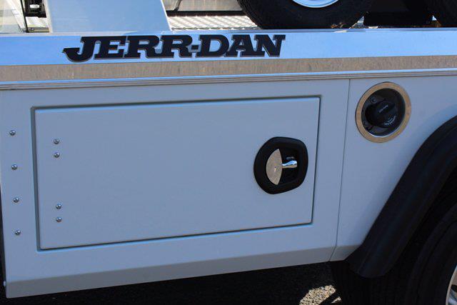 2021 Ford F-450 Regular Cab DRW 4x4, Jerr-Dan Standard Duty Wreckers Wrecker Body #21J067 - photo 17