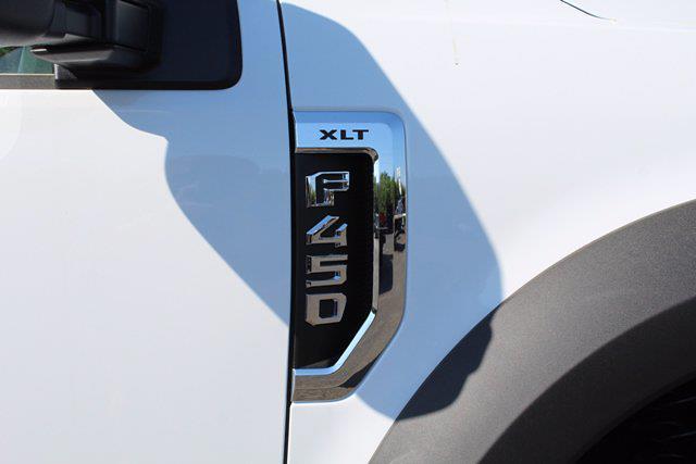 2021 Ford F-450 Regular Cab DRW 4x4, Jerr-Dan Standard Duty Wreckers Wrecker Body #21J067 - photo 4