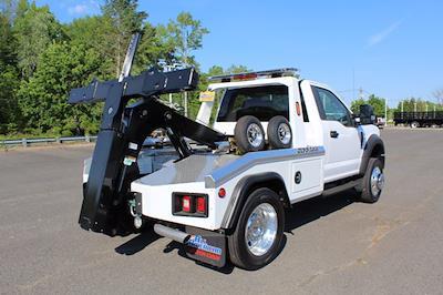 2021 Ford F-450 Regular Cab DRW 4x4, Jerr-Dan Standard Duty Wreckers Wrecker Body #21J067 - photo 2