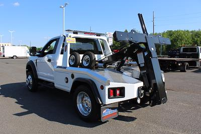 2021 Ford F-450 Regular Cab DRW 4x4, Jerr-Dan Standard Duty Wreckers Wrecker Body #21J067 - photo 15