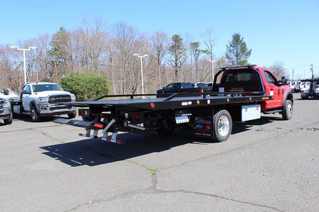 2021 Ford F-550 Regular Cab DRW 4x4, Rollback Body #21J097 - photo 1