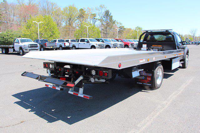 2021 Ford F-550 Regular Cab DRW 4x4, Jerr-Dan Rollback Body #21J115 - photo 1