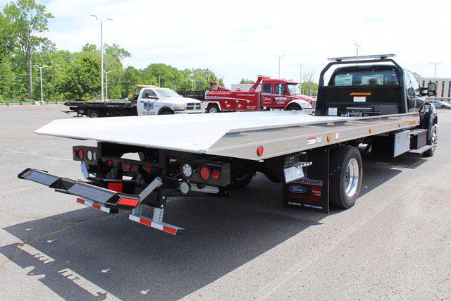 2021 Ford F-650 Super Cab DRW 4x2, Jerr-Dan Rollback Body #21J187 - photo 1