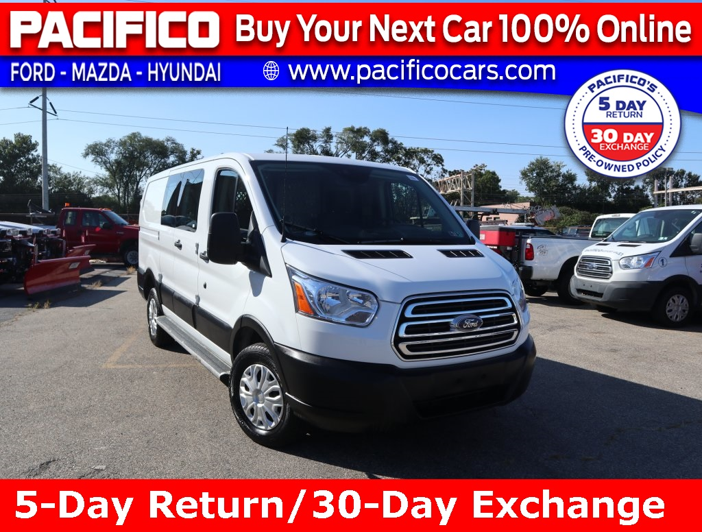 2019 Ford Transit 250 Low Roof 4x2, Empty Cargo Van #FO41462P - photo 1