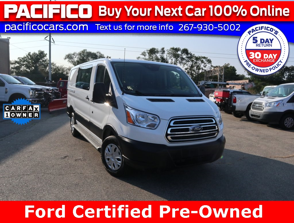 2019 Ford Transit 250 Low Roof 4x2, Empty Cargo Van #FO41464P - photo 1