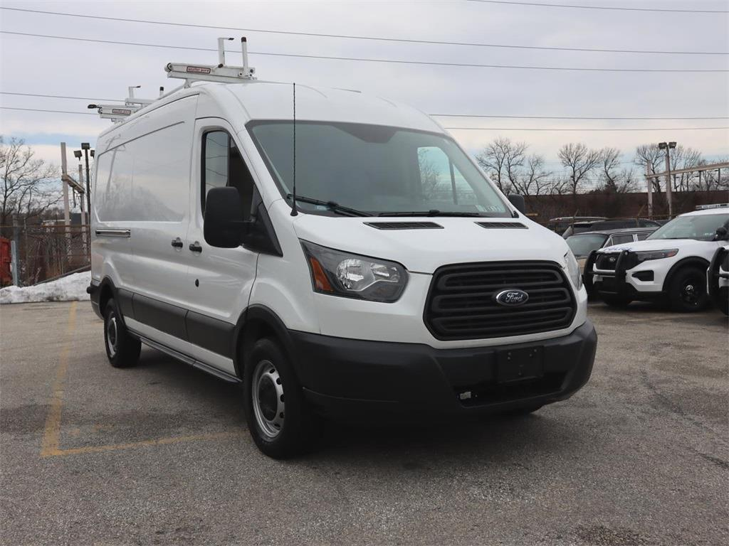 2016 Ford Transit 250 Med Roof 4x2, Upfitted Cargo Van #FO42043P - photo 1