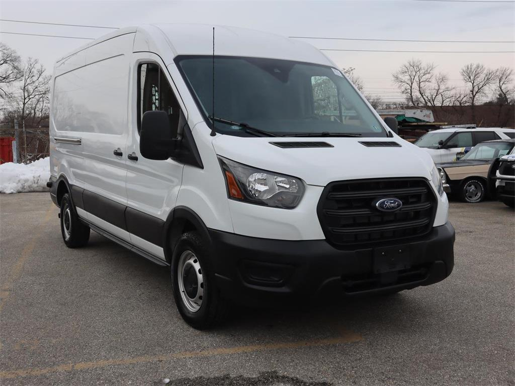 2020 Ford Transit 250 Med Roof 4x2, Empty Cargo Van #FO42071P - photo 1
