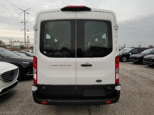 2020 Transit 350 Med Roof RWD, Passenger Wagon #T03170 - photo 5