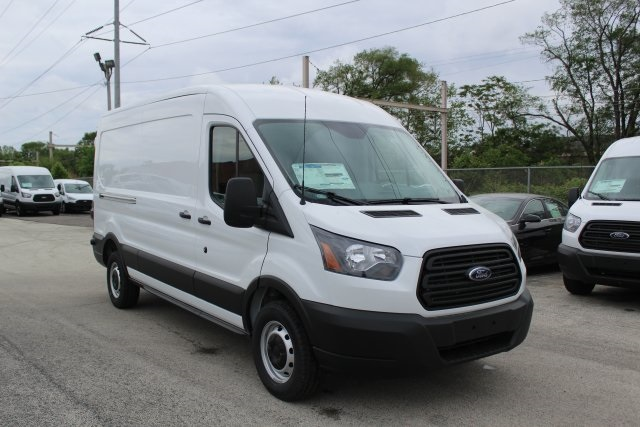 2019 Ford Transit 250 Med Roof 4x2, Empty Cargo Van #T91083 - photo 1