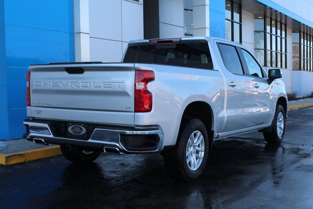 2019 Silverado 1500 Crew Cab 4x4,  Pickup #15755 - photo 1
