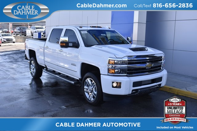 2019 Silverado 2500 Crew Cab 4x4,  Pickup #15821 - photo 1