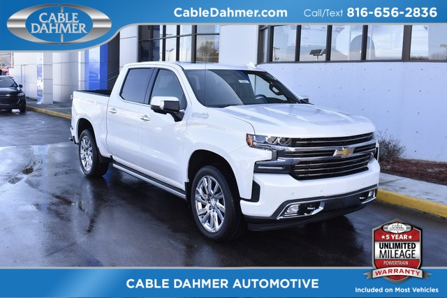 2019 Silverado 1500 Crew Cab 4x4,  Pickup #15907 - photo 1