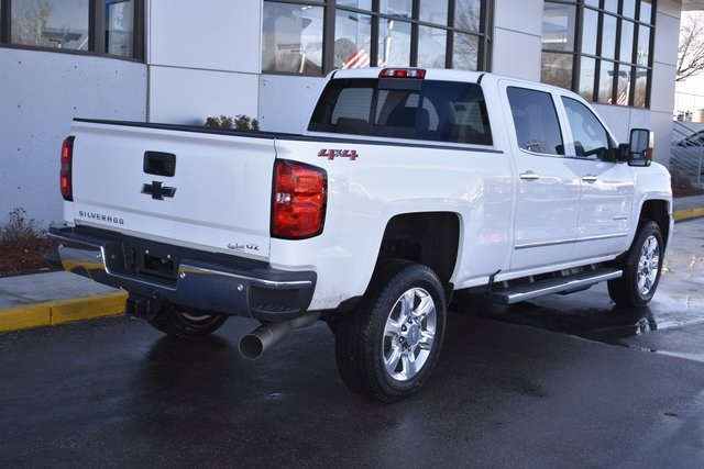 2019 Silverado 2500 Crew Cab 4x4,  Pickup #16028 - photo 1