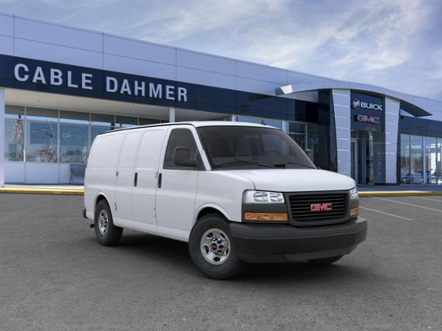 2020 Savana 2500 4x2, Empty Cargo Van #B11205 - photo 2