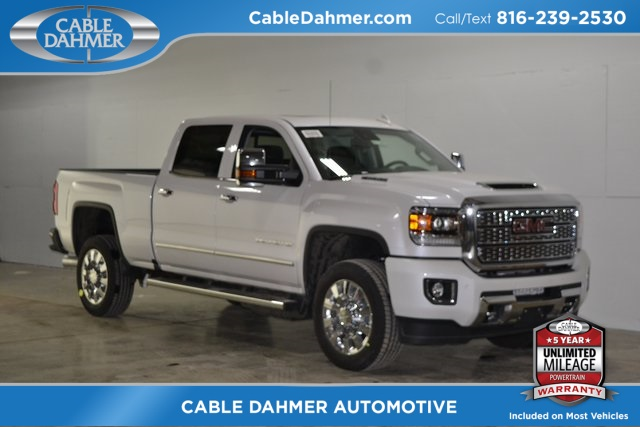 2019 Sierra 2500 Crew Cab 4x4,  Pickup #B11265 - photo 1