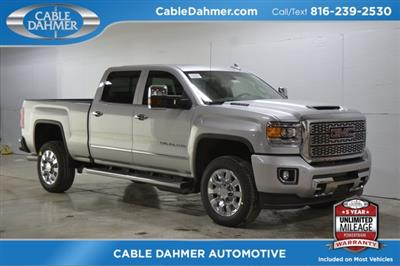 2019 Sierra 2500 Crew Cab 4x4,  Pickup #B11589 - photo 1
