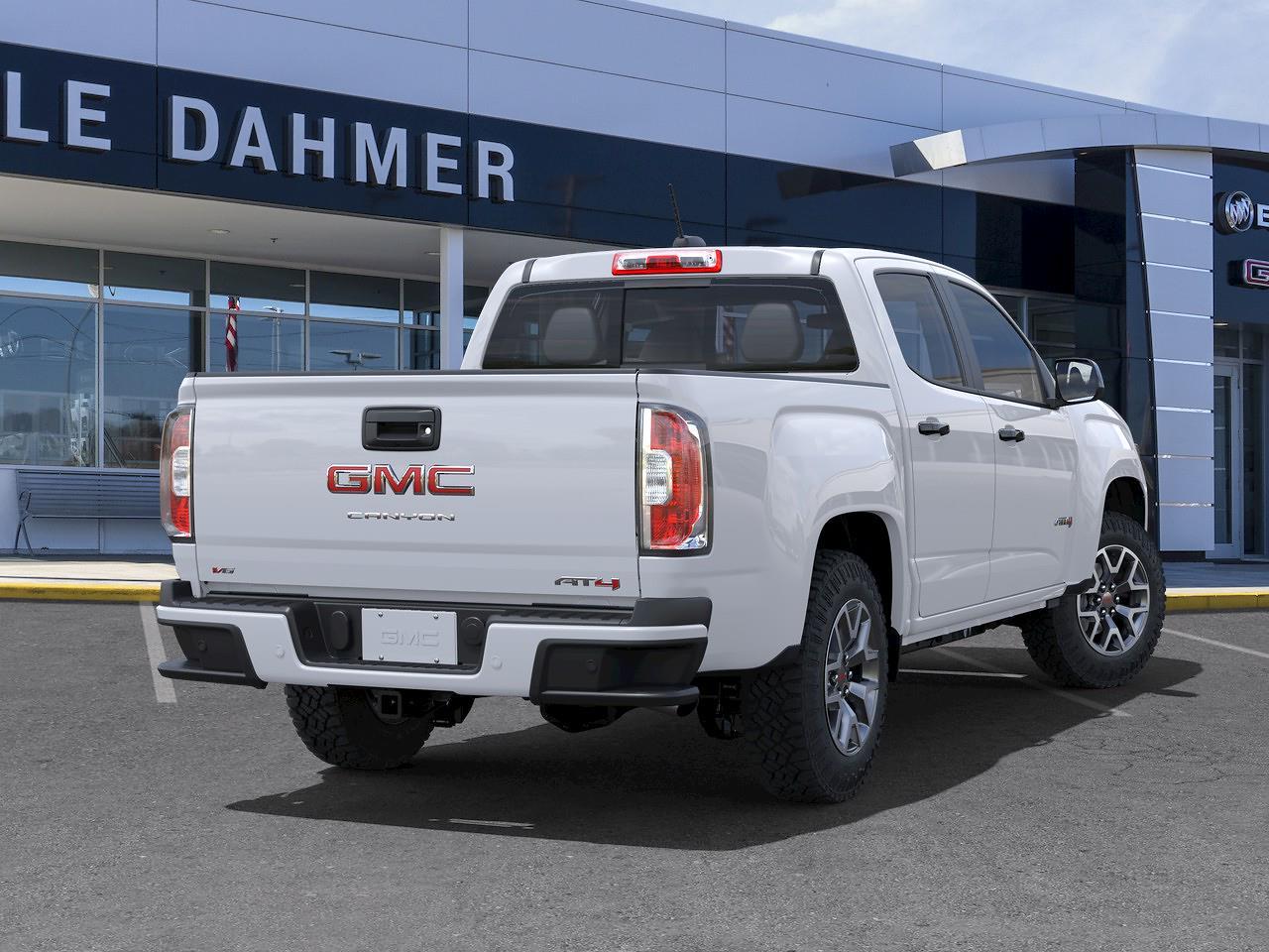 2021 GMC Canyon Crew Cab 4x4, Pickup #B13127 - photo 2
