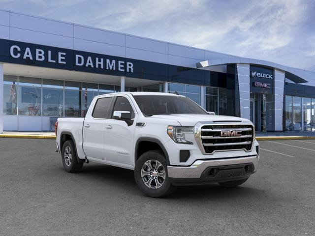 2020 Sierra 1500 Crew Cab 4x4, Pickup #LB12260 - photo 3