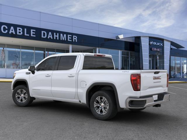 2020 Sierra 1500 Crew Cab 4x4, Pickup #LB12260 - photo 2
