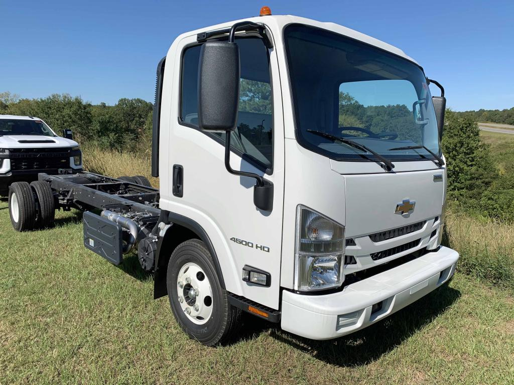 2020 Chevrolet LCF 4500HD Regular Cab DRW 4x2, Cab Chassis #F0144 - photo 1