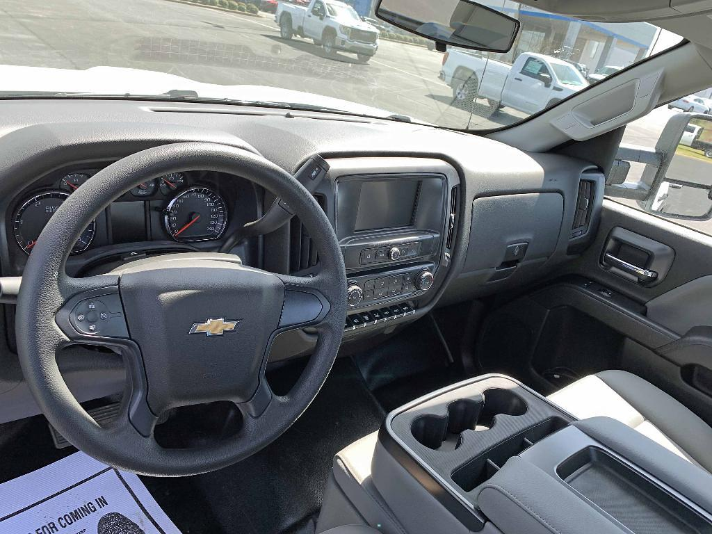 2021 Chevrolet Silverado 4500 Regular Cab DRW 4x4, Cab Chassis #F0201 - photo 18
